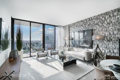 Brickell City Centre, Rise Brickell City, Rise Brickell City Center, Rise, Rise Condo, Rise Condominium Condo For Sale: 88 SW 7th St #1908