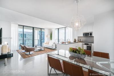 Brickell City Centre, Rise Brickell City, Rise Brickell City Center, Rise, Rise Condo, Rise Condominium Condo For Sale: 88 SW 7th St #712
