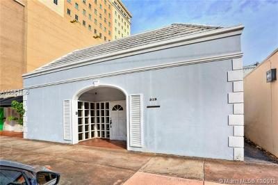 Coral Gables Commercial For Sale: 315 Alhambra Cir