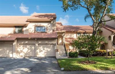 Boca Raton Condo For Sale: 5700 Coach House Circle #F