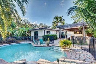 El Portal Single Family Home For Sale: 280 NE 89th St