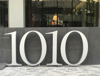 1010 Brickell, 1010 Brickell Ave, 1010 Brickell Condo Condo For Sale: 1010 Brickell Avenue #3909