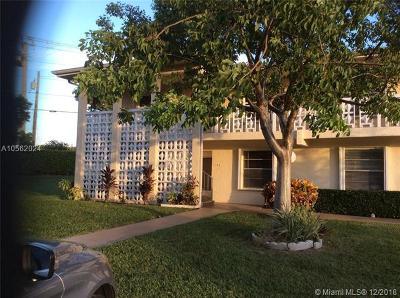 Delray Beach Condo For Sale: 1821 NW 18th Ave #201