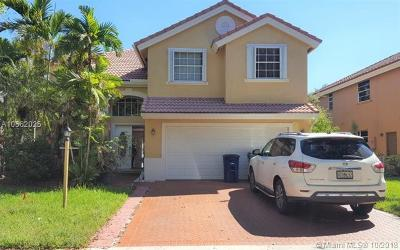 Cooper City Single Family Home For Sale: 3329 Boise Way