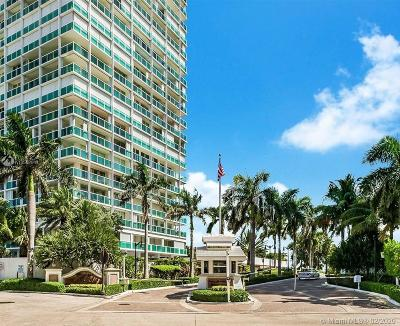 Fort Lauderdale Condo For Sale: 2100 S Ocean Ln #501