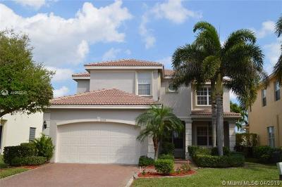 Palm Beach County Single Family Home For Sale: 10586 Hilltop Meadow Pt