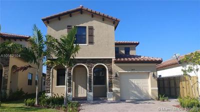 Homestead Single Family Home For Sale: 2417 NE 2 Dr