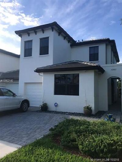 Cutler Bay Condo For Sale: 22411 SW 102nd Ave #22411