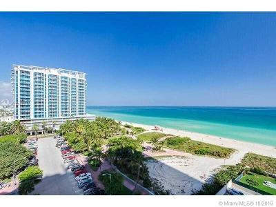 Miami Beach Rental For Rent: 6515 Collins Ave #609