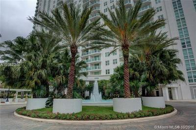 Aventura Condo For Sale: 3301 NE 183rd St #1605