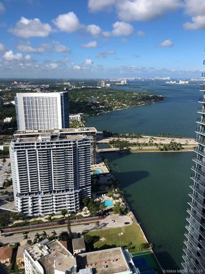 Miami-Dade County Condo For Sale: 650 NE 32nd St #PH 5004