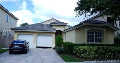 Doral Single Family Home For Auction: 10781 NW 73rd Ter