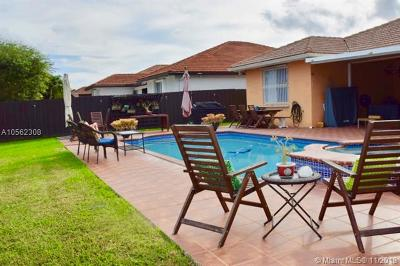Miami Single Family Home For Sale: 2623 SW 143rd Ave