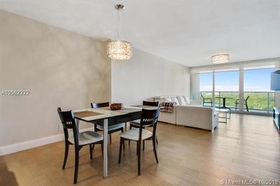 Sunny Isles Beach Condo For Sale: 100 Bayview Dr #2018