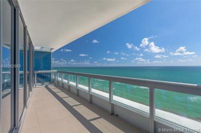Miami Beach Condo For Sale: 6899 Collins Ave #1206