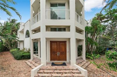 Golden Beach Single Family Home For Sale: 688 Ocean Blvd