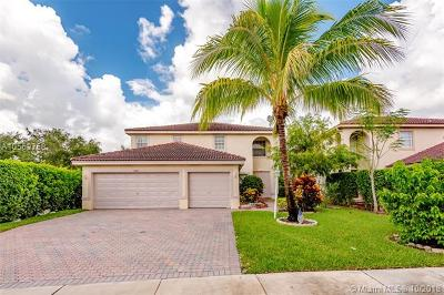 Coral Springs Single Family Home For Sale: 4800 NW 116th Ter