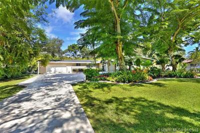 Pinecrest Single Family Home For Sale: 6855 SW 112th St