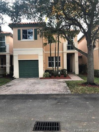 Miami Lakes Condo For Sale: 8332 NW 144th St