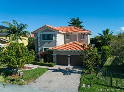 Cutler Bay Single Family Home For Sale: 7515 SW 191st St