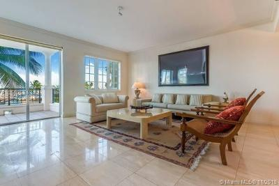 Condo For Sale: 19133 Fisher Island Dr #19133
