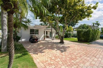 Key Biscayne Single Family Home For Sale: 301 Hampton Ln
