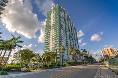 Miami Beach Condo For Sale: 650 West Ave #506