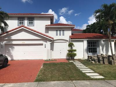 Doral Single Family Home Active With Contract: 11321 NW 64 Te