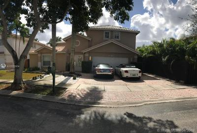 Doral Single Family Home For Sale: 11320 NW 64th Ter
