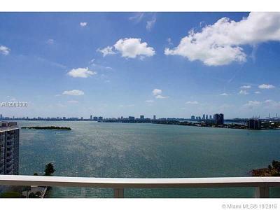 Paramount Bay, Paramount Bay Condo, Paramount Bay Miami Rental For Rent: 2020 N Bayshore Dr #1601