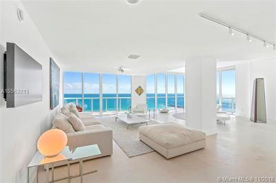Miami Beach Condo For Sale: 50 S Pointe Dr #1902-03