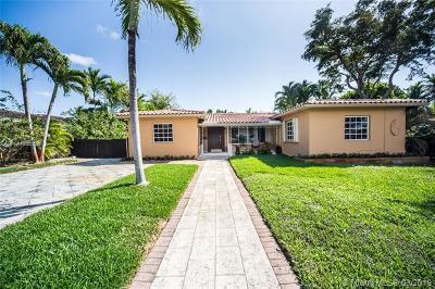 Single Family Home For Sale: 10659 NE 10th Pl