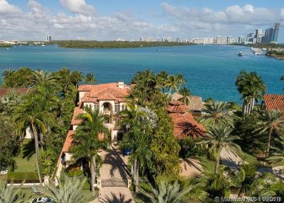 Bal Harbour Single Family Home For Sale: 268 Bal Bay Dr
