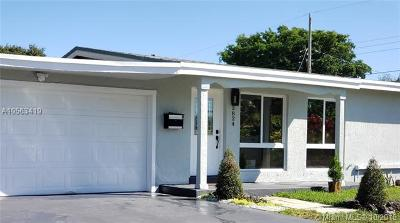 Wilton Manors Single Family Home For Sale: 2824 NW 6th Ave