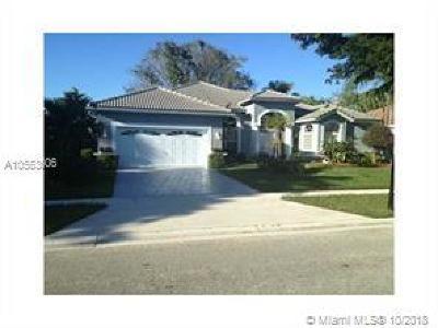 Boca Raton Single Family Home For Sale: 10288 Lexington Estates Blvd