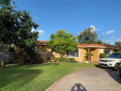 North Miami Beach Single Family Home For Sale: 15120 NE 10th Ave