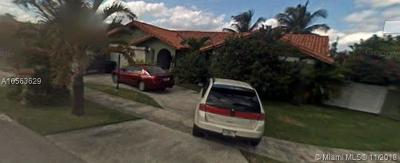 Miami Single Family Home For Sale: 14311 SW 37th St