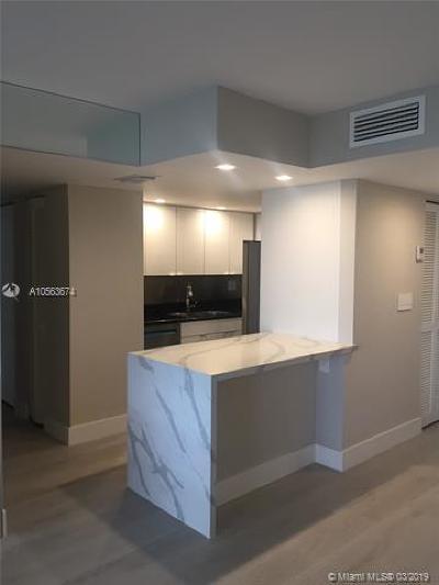 Brickell Shores Condo Rental For Rent: 1440 Brickell Bay Dr #506