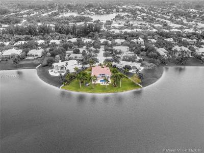 Davie Single Family Home For Sale: 2984 Lake Point Pl