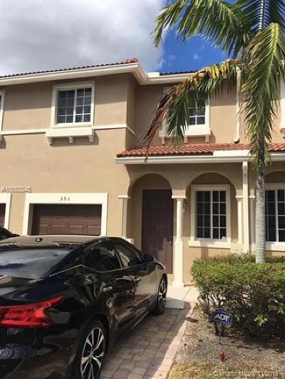 Miami Gardens Condo For Sale: 21007 NW 14th Pl #3