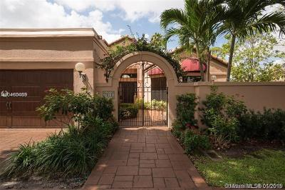 Deerfield Beach Single Family Home For Sale: 2851 Via Venezia