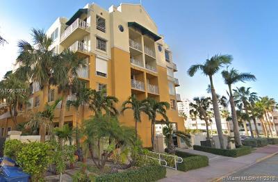 Miami Beach Condo For Sale: 2642 Collins Ave #408