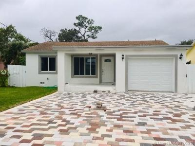 Palm Springs Single Family Home For Sale: 3837 Edwards Ave