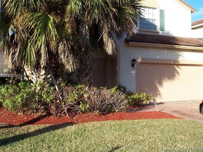 Coral Springs Single Family Home For Sale: 12645 NW 8th Ct