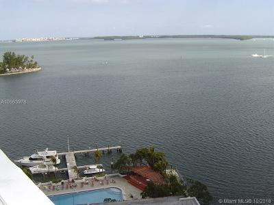 Miami Rental Leased: 999 Brickell Bay Dr #1601