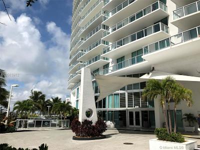 Miami Beach Condo For Sale: 6700 Indian Creek Dr #402