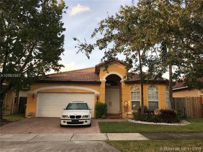 Doral Single Family Home For Sale: 11253 NW 79th Ln