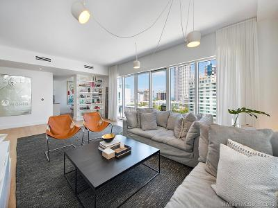 Miami Beach Condo For Sale: 6103 Aqua Ave #1004