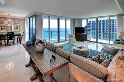 Hollywood Condo For Sale: 3101 S Ocean Dr #2202
