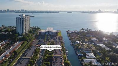 Miami Shores Condo For Sale: 1626 NE 105th St #A5